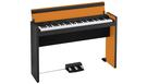 KORG LP-380 73 OB Orange Black