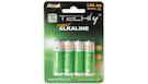 Blister 4 Batterie Stilo AA Alcaline LR06 1,5V