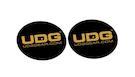 UDG Ultimate Slipmat Set Black/Golden (U9935)