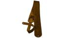 MARTIN 18A0027 Leather Strap Brown
