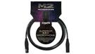 KLOTZ M2FM10300 Microphone Cable Extra Thick with Neutrik XLR
