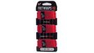GRUV GEAR FretWraps HD Fire Red (Small) - 3 Pack