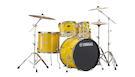 YAMAHA Rydeen Standard Mellow Yellow + Piatti Paiste 101