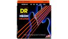 DR STRINGS NOB5-45 Neon Orange