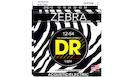 DR STRINGS ZAE-12 Zebra Acoustic-Electric
