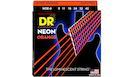DR STRINGS NOE-09 Neon Orange Lite