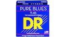DR STRINGS PHR-9/46 Pure Blues Lite & Heavy