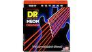 DR STRINGS NOE-10 Neon Orange Medium