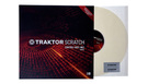 NATIVE INSTRUMENTS Traktor Scratch - Control Vinyl White MKII