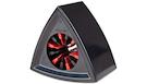 RYCOTE 107302 Portalogo Universale Triangolare Black