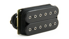 DIMARZIO DP100F BK Super Distortion F-Spaced Black