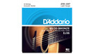 D'ADDARIO EJ36 Bronze (12 strings)