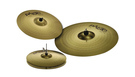 PAISTE Set Piatti 101 Ride 20'' + Crash 16'' + Hihat 14""