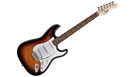 FENDER Squier Bullet Stratocaster Tremolo RW Brown Sunburst