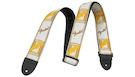 FENDER Fascia Monogrammed White / Brown / Yellow