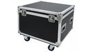 Flight Case Professionale Multifunzione 800x600x500