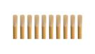Ance per Clarinetto SIb 2 (confezione da 10 pz)