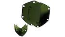 V-MODA Over Ear Shield Plates - Matte Green