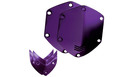 V-MODA Over Ear Shield Plates - Dark Purple