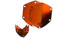 V-MODA Over Ear Shield Plates - Sun Orange