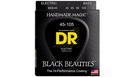 DR STRINGS BKB-45 Black Beauties