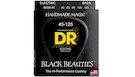 DR STRINGS BKB5-45 Black Beauties