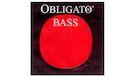 PIRASTRO Obligato Bass Cordiera per Contrabbasso 3/4