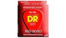 DR STRINGS RDB-45 Red Devils Bass
