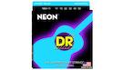 DR STRINGS K3 Neon Hi-Def Blue Acoustic NBA-11