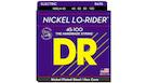 DR STRINGS NMLH-45 Nickel Lo-Rider