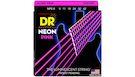 DR STRINGS NPE-9 Neon Hi-Def Pink Electric