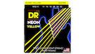 DR STRINGS NYE-11 Neon Hi-Def Yellow Electric