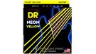 DR STRINGS NYE-10 Neon Hi-Def Yellow Electric
