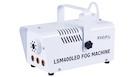 IBIZA LSM400LED White Mini Fog Machine with Led
