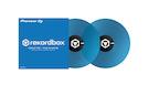 PIONEER Rekordbox Control Vinyl (coppia) - Blue