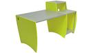 PALLADIO ULTRAdesk Studio Pro - Lime Green