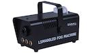 IBIZA LSM400LED Black Mini Fog Machine with Led