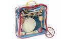 Set Percussioni Didattiche con borsa
