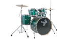 TAMBURO T5M22 GRSK Green Sparkle