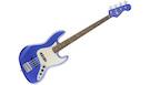 FENDER Squier Contemporary Jazz Bass LRL Ocean Blue Metallic