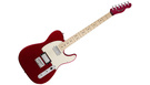 FENDER Squier Contemporary Telecaster HH MN Dark Metallic Red