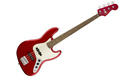 FENDER Squier Contemporary Jazz Bass LRL Dark Metallic Red