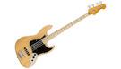 FENDER American Original '70s Jazz Bass MN Natural