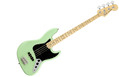 FENDER American Performer Jazz Bass MN Satin Surf Green