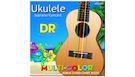 DR UMCSC Ukulele Multicolor Soprano / Concert