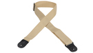 LEVY'S M8POLY TAN Guitar Strap