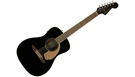 FENDER Malibu Player WN Jetty Black