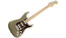FENDER American Elite Stratocaster HSS Shawbucker MN Champagne