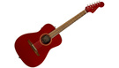 FENDER Malibu Classic PF Hot Rod Red Metallic w/bag
