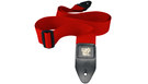 "ERNIE BALL Polypro Guitar Strap 2"" Red"